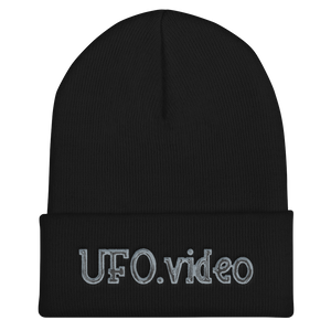UFO.video Mind Control Protection Beanie