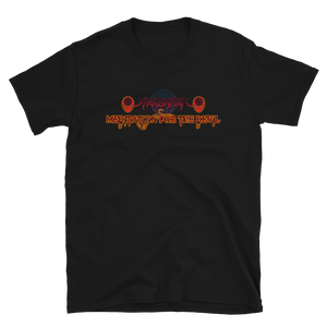 "LOGO ""Meditation For The Devil"" Short-Sleeve Unisex T-Shirt"