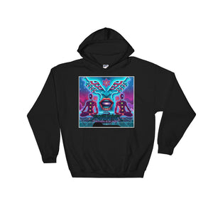 Universe In My Head Hooded Sweatshirt