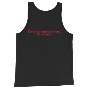 Interdimensional Extraterrestrial Contact Unisex  Tank Top