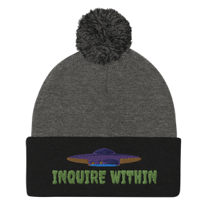 Ultimate UFO Hitchhiking Beanie