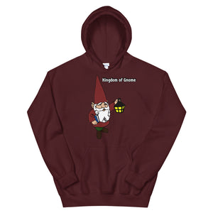 Kingdom of Gnome Official Hoodie
