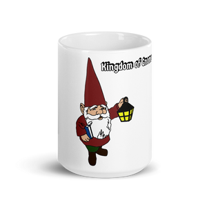 Kingdom of Gnome Mug