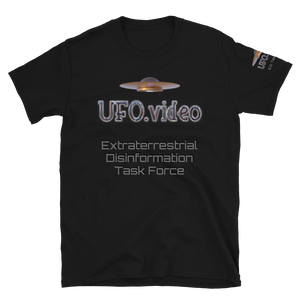 E.D. Task Force (Extraterrestrial Disinformation Task Force) UFO.video
