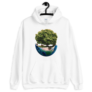 Regrow the Earth Unisex Hoodie