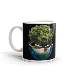 Regrow the Earth mug