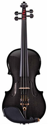 Carbon Composite Acoustic Electric Violin - 4-Strings - Aria Muzic