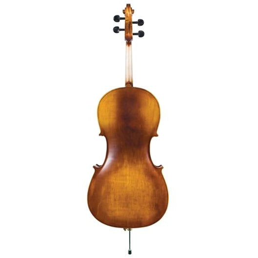 Juzek Cello Outfit with Cover and Bow 302