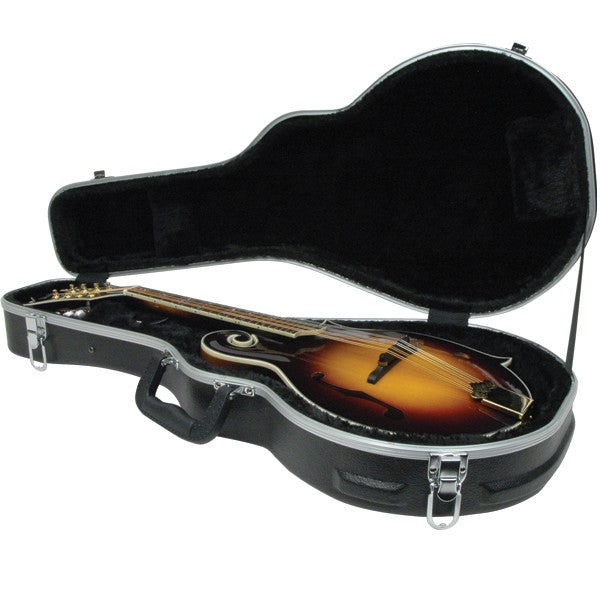 Delta Ridge Thermoplastic Mandolin F Model Folk Case - Aria Muzic