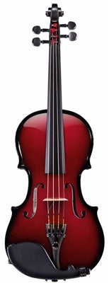 "Glasser AEX Carbon Composite Acoustic Electric Viola 15"" - Aria Muzic"