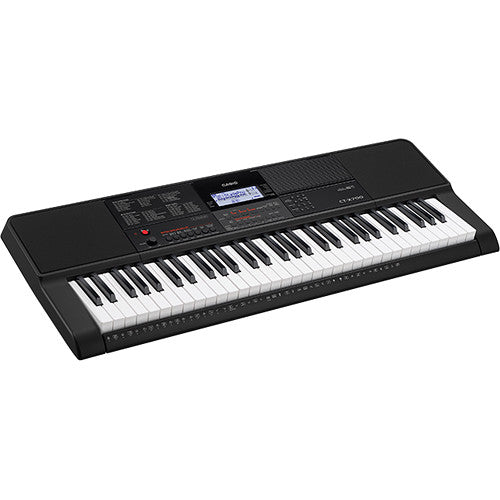 Casio CTX 700 61 Key Keyboard