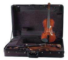 Combo Violin/ Viola Adjustable Case - Aria Muzic