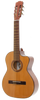 Llano Solid Cedar Top, Mahagony back & sides, Unique inlaid Rosette Acoustic Guitar- Aria Muzic