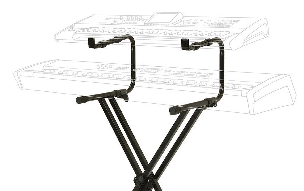 Ultimate Support IQ 2000/1000/200 X-Style Keyboard Stand