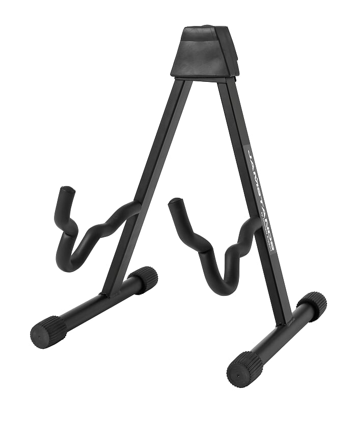 Guitar Folding A-Frame Stand for Acoustic and Electric Guitars