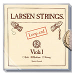 LARSEN VA STRINGS SET MEDIUM, LOOP A