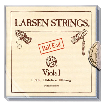 LARSEN VA STRINGS SET STRONG, BALL A