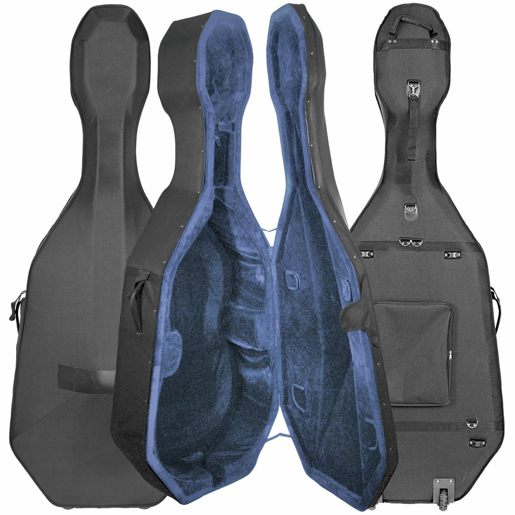 Oxford OX4100B Lightweight Double Bass Case - Aria Muzic