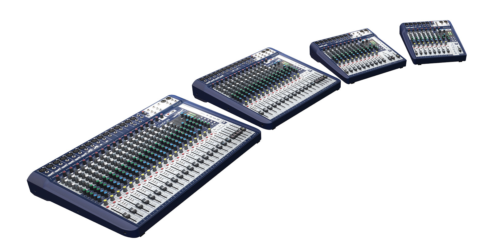 Soundcraft Signature 22 Mixer W/USB