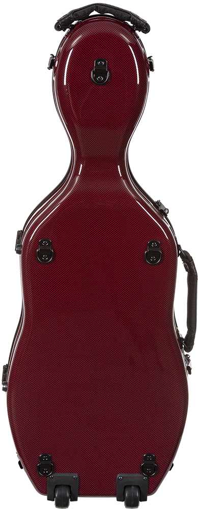 Tonareli VA FB Shaped Special Edition Wheel Viola Cases