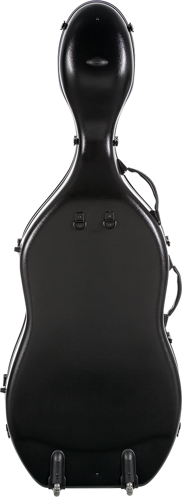 Tonareli Fiberglass Cello Case