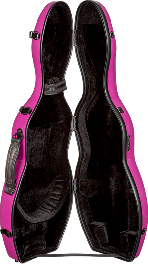 Tonareli VN Fiberglass Shaped Violin Case