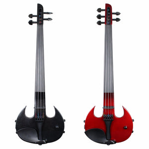 Wood Violin Stringray SVX Series 4 String Electric ViolIn Galaxy Black - Free Music Sheet - Aria Muzic