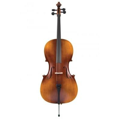 Juzek Cello Outfit with Cover and Bow JJ301