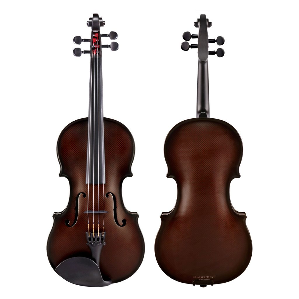 Glasser Carbon Composite Acoustic Electric Cello-4 & 5 Strings