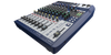 Soundcraft Sognature 10 Mixer console W/USB
