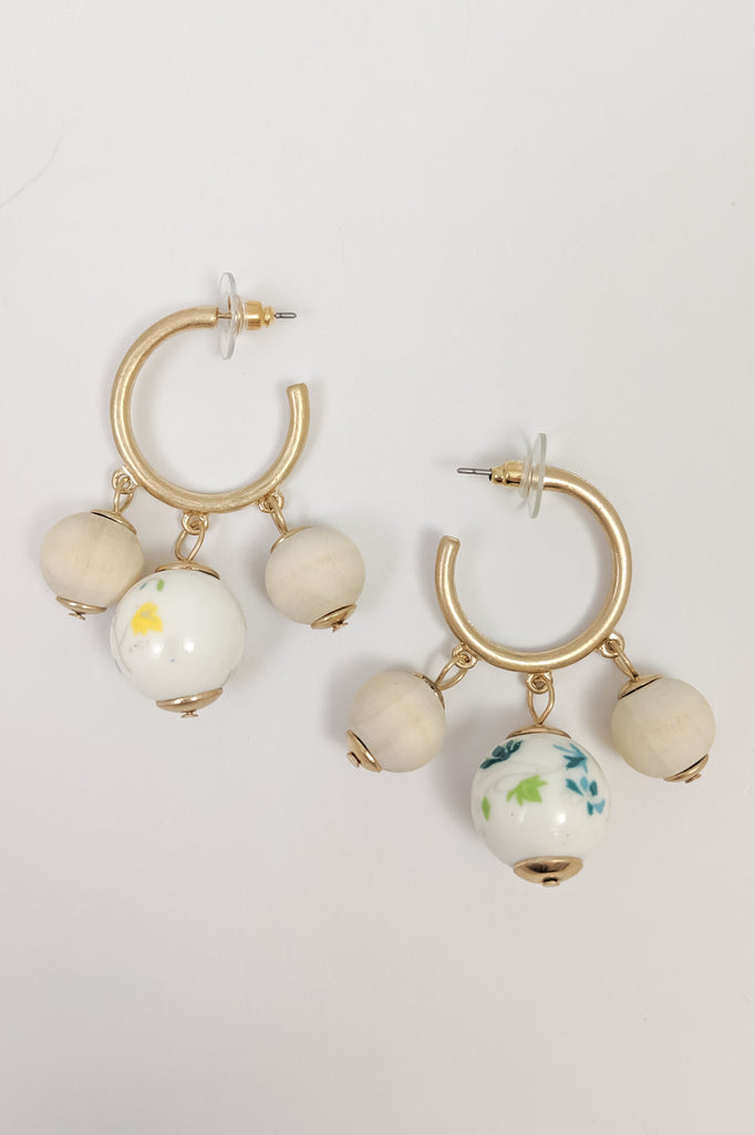 Mary Anne Earrings