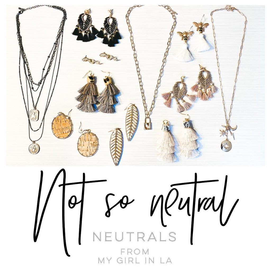 Not So Neutral Collection