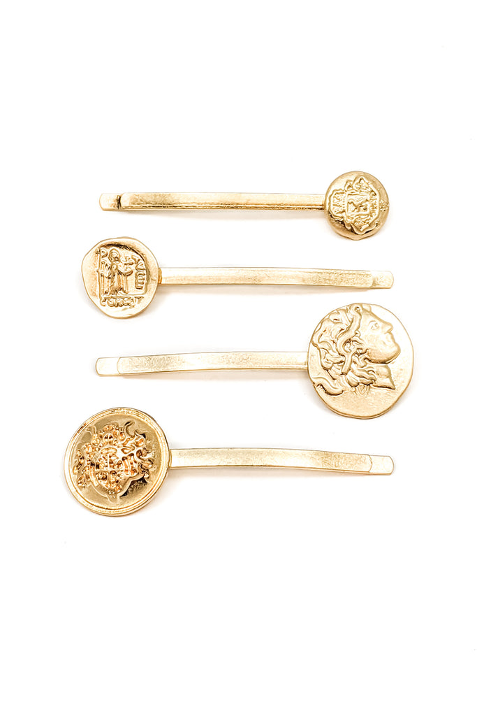 Victoria Hair Pin Set