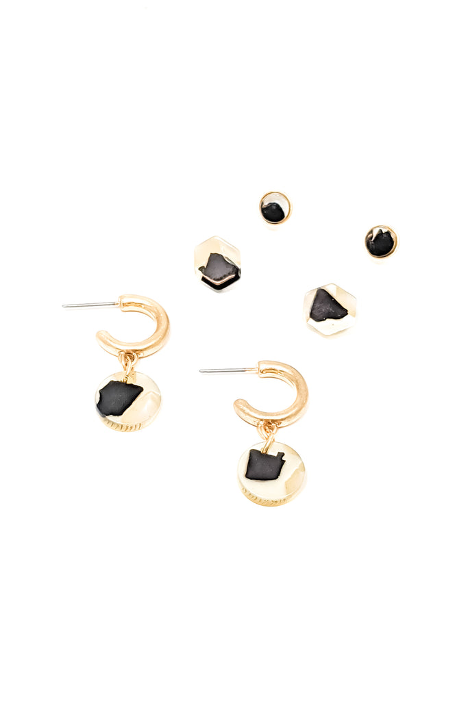 Davia Earring Set