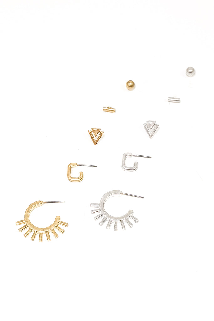 Joleen Earring Set