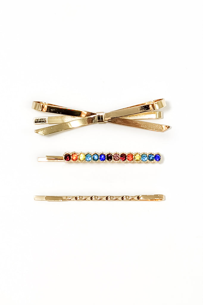 Ella Hair Pin Set