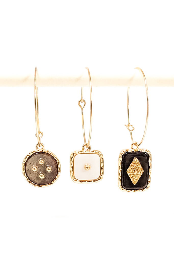 Tamzen Earrings