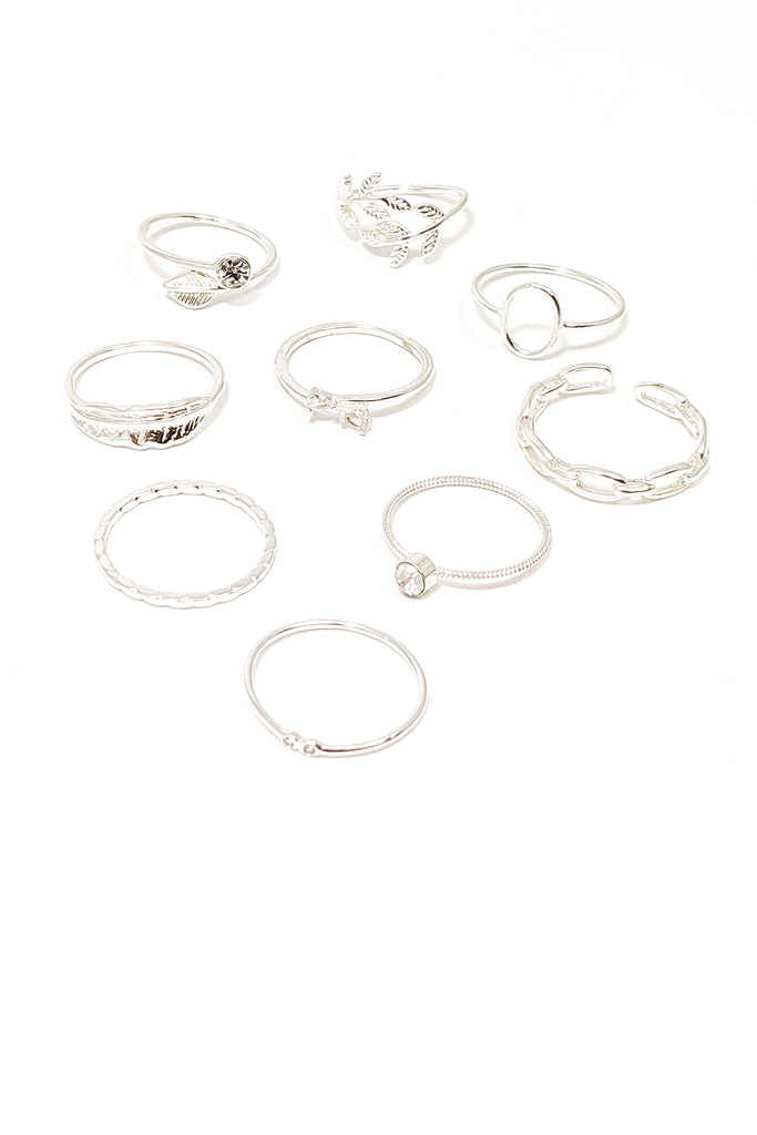 Kara Ring Set