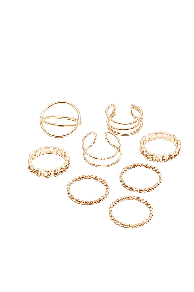Liv Ring Set