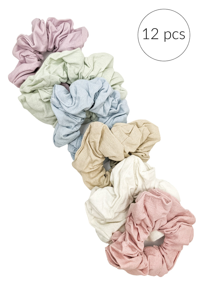 Scrunchie Dozen Pack