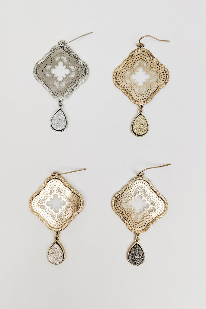 Robena Earrings