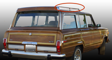 Roof Rack Replacement Woodgrain Panel Inserts