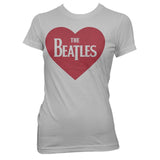 The Beatles | Red Hearts T-Shirt