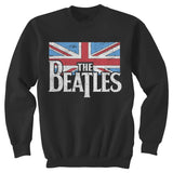 The Beatles | Distressed British Flag Fleece