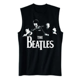 The Beatles | Classic Photo Muscle Tank