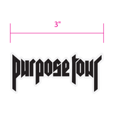 Justin Bieber | Purpose Tour Patch