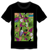 Aaahh!!! Real Monsters Ickis Puzzle Style Tee