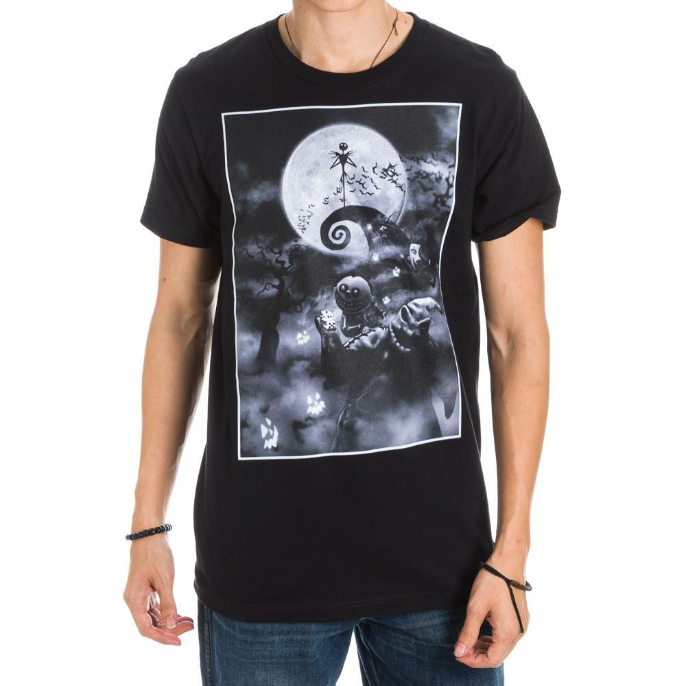 Disney Nightmare Before Christmas Spooky Group T-Shirt – The LC POP Shop