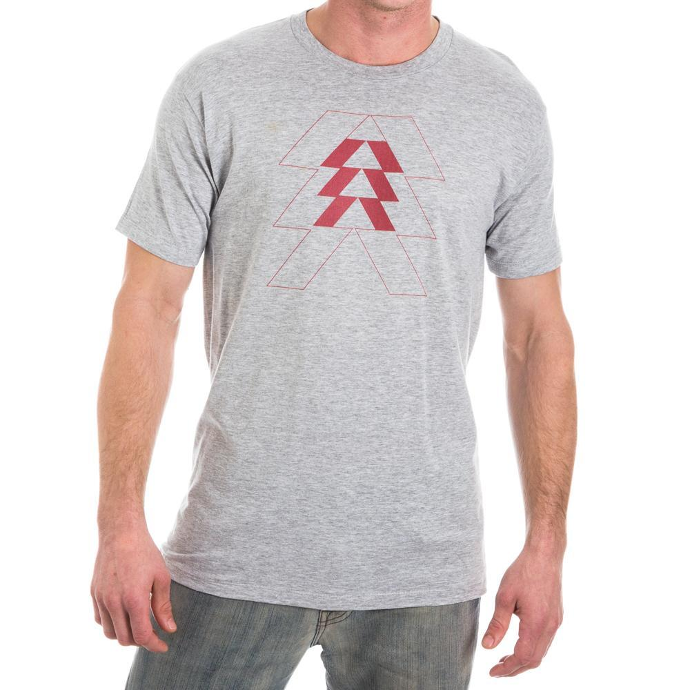 Destiny Aspect Of Blood Hunter Emblem Men's Gray T-Shirt