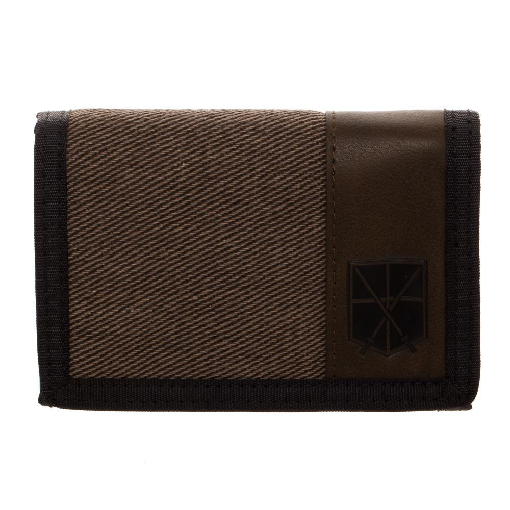 Attack on Titan Trainee Squad Attack on Titan Wallet Attack on Titan Gift Attack on Titan Accessories